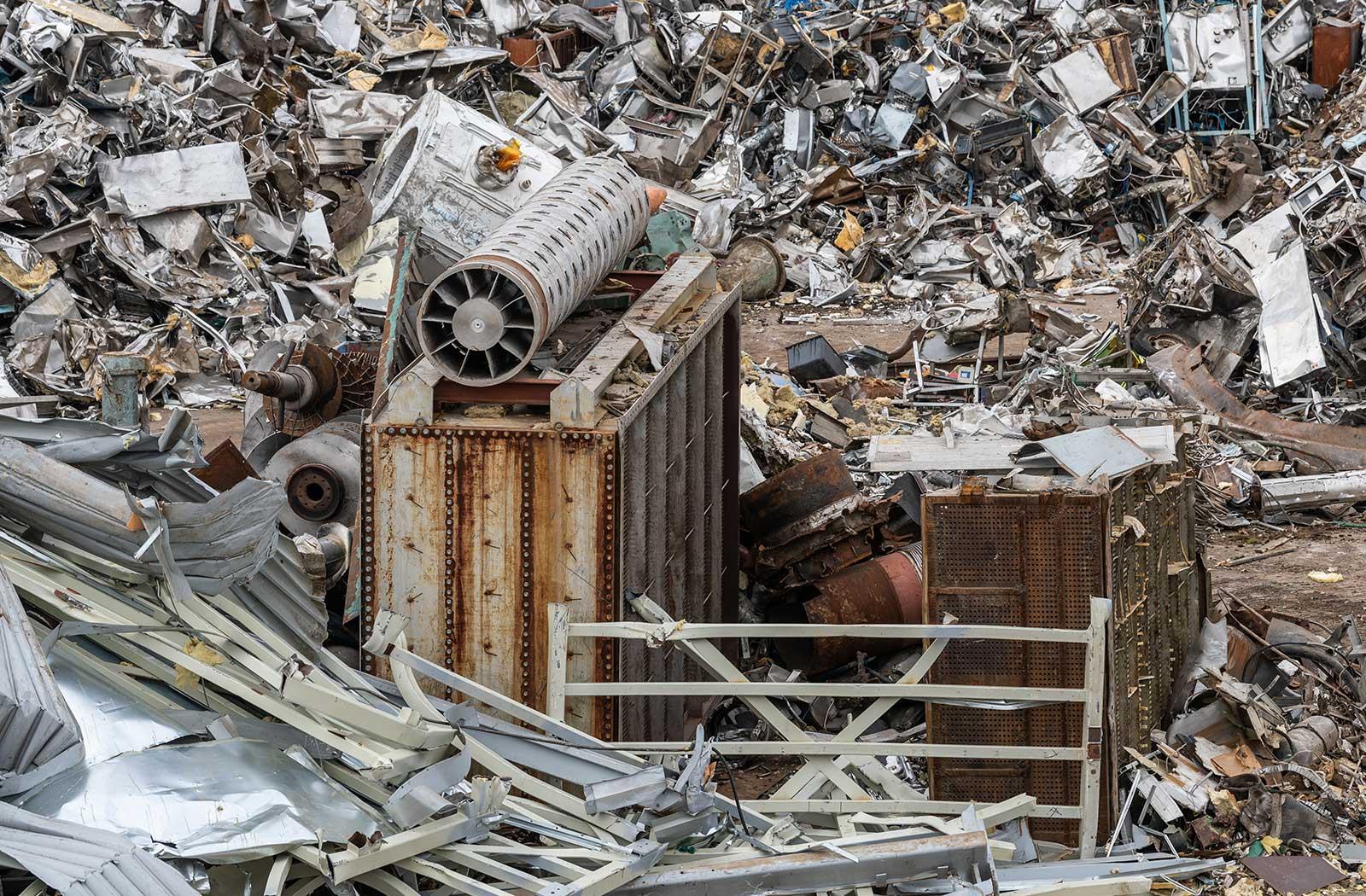 återvinning av metall