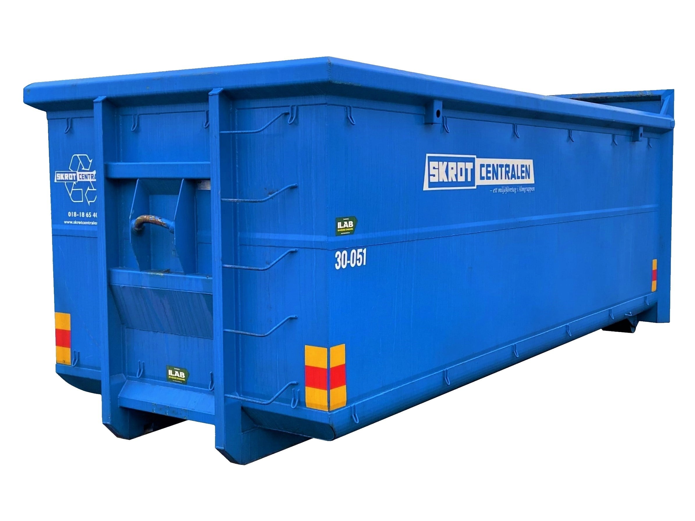 hyra container uppsala